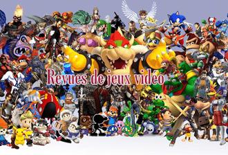 Revues de jeux vidéo